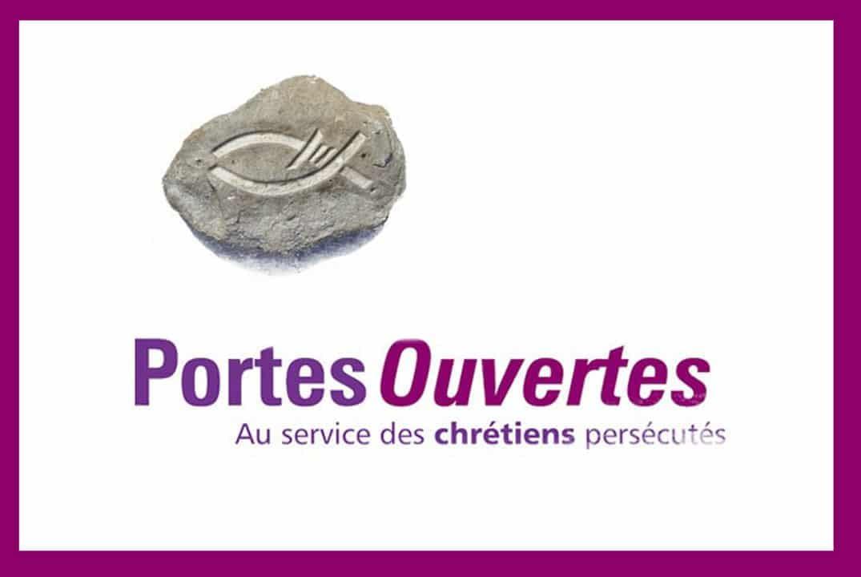 logo de l'association Portes Ouvertes